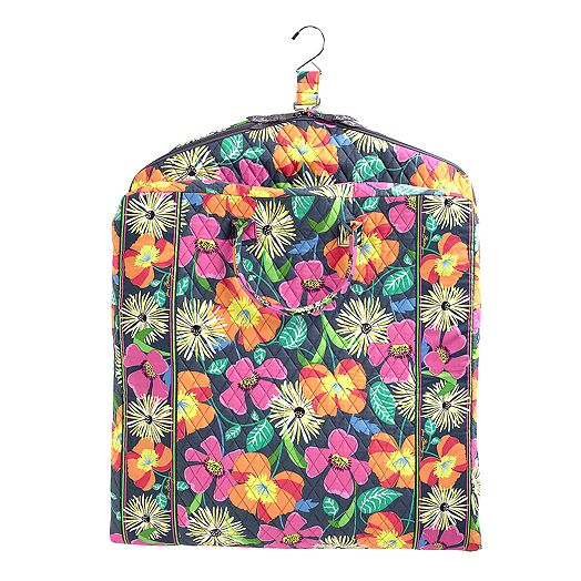 Garment Bag in Jazzy Blooms