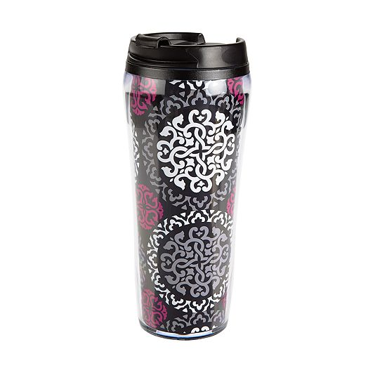 Travel Mug in Canterberry Magenta