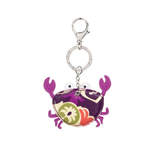 Seashore Keychain in Plum Crazy