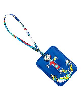 Seashore Luggage Tag