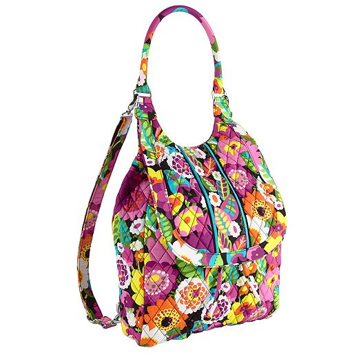 Backpack Tote in Va Va Bloom