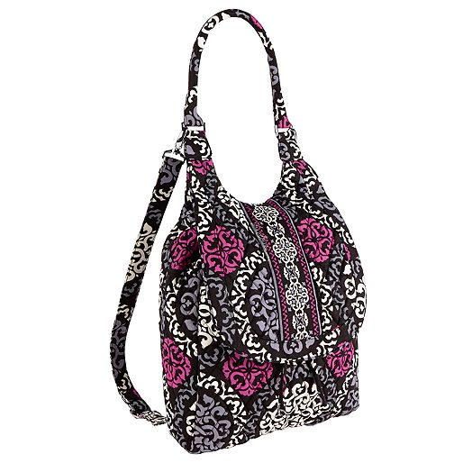 Backpack Tote in Canterberry Magenta