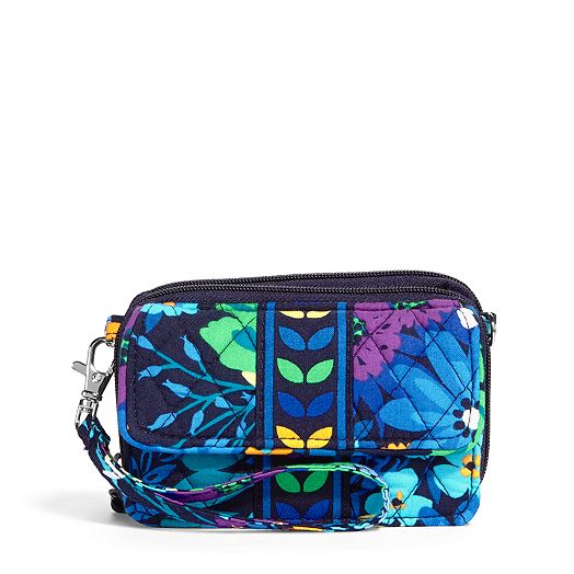 All in One Crossbody in Midnight Blues