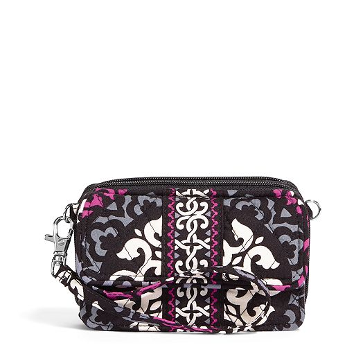 All in One Crossbody in Canterberry Magenta
