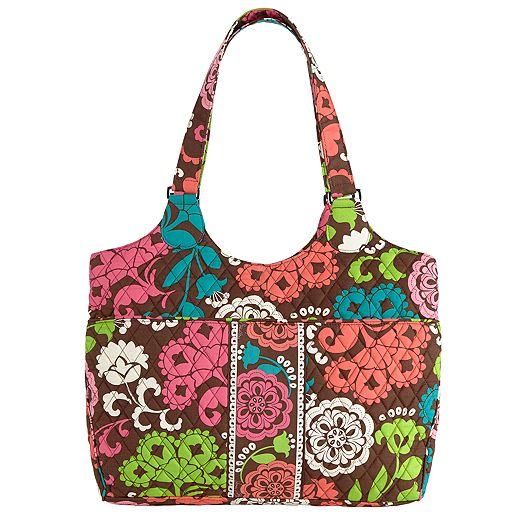 Laptop Carryall in Lola