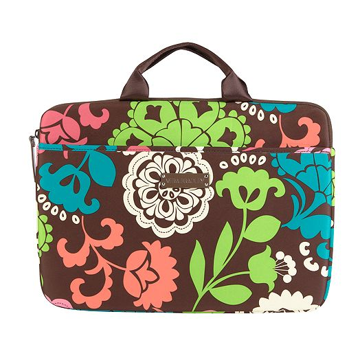Neoprene Laptop Case in Lola