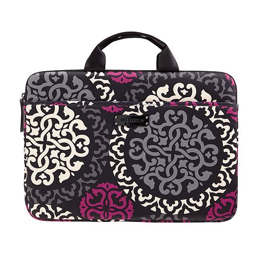 Neoprene Laptop Case in Canterberry Magenta