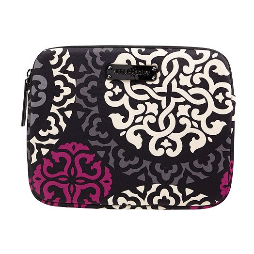 Neoprene Tablet Sleeve in Canterberry Magenta