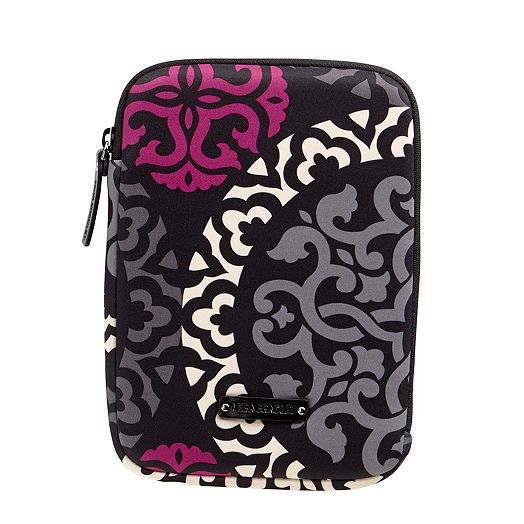 Neoprene Medium Tablet Sleeve in Canterberry Magenta