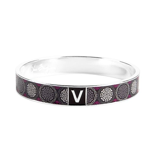 Vera Bangle in Canterberry Magenta