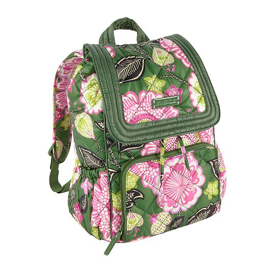 Puffy Backpack in Olivia Pink