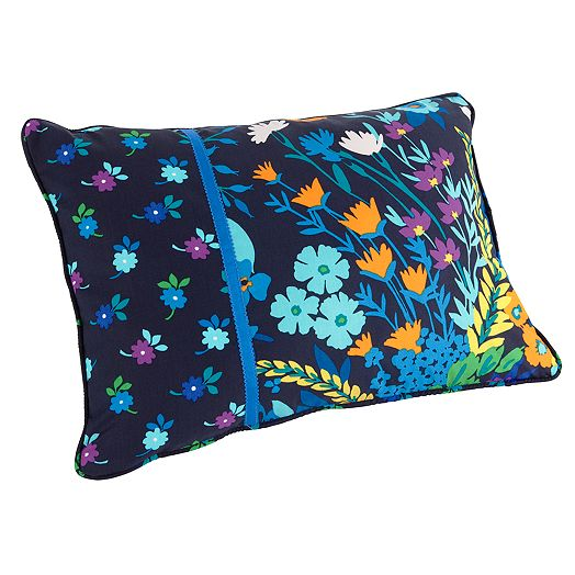 Accent Pillow in Midnight Blues
