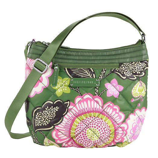 Puffy Crossbody in Olivia Pink