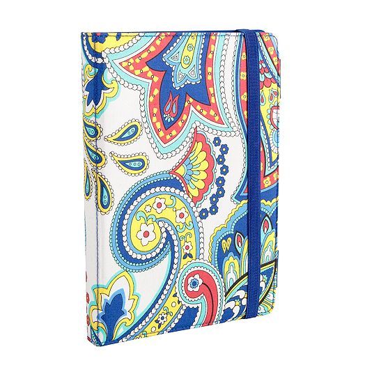Medium Tablet Cover in Marina Paisley