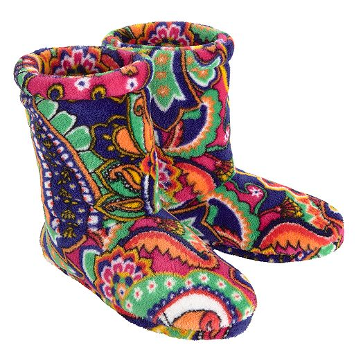 Fleece Slipper Boot