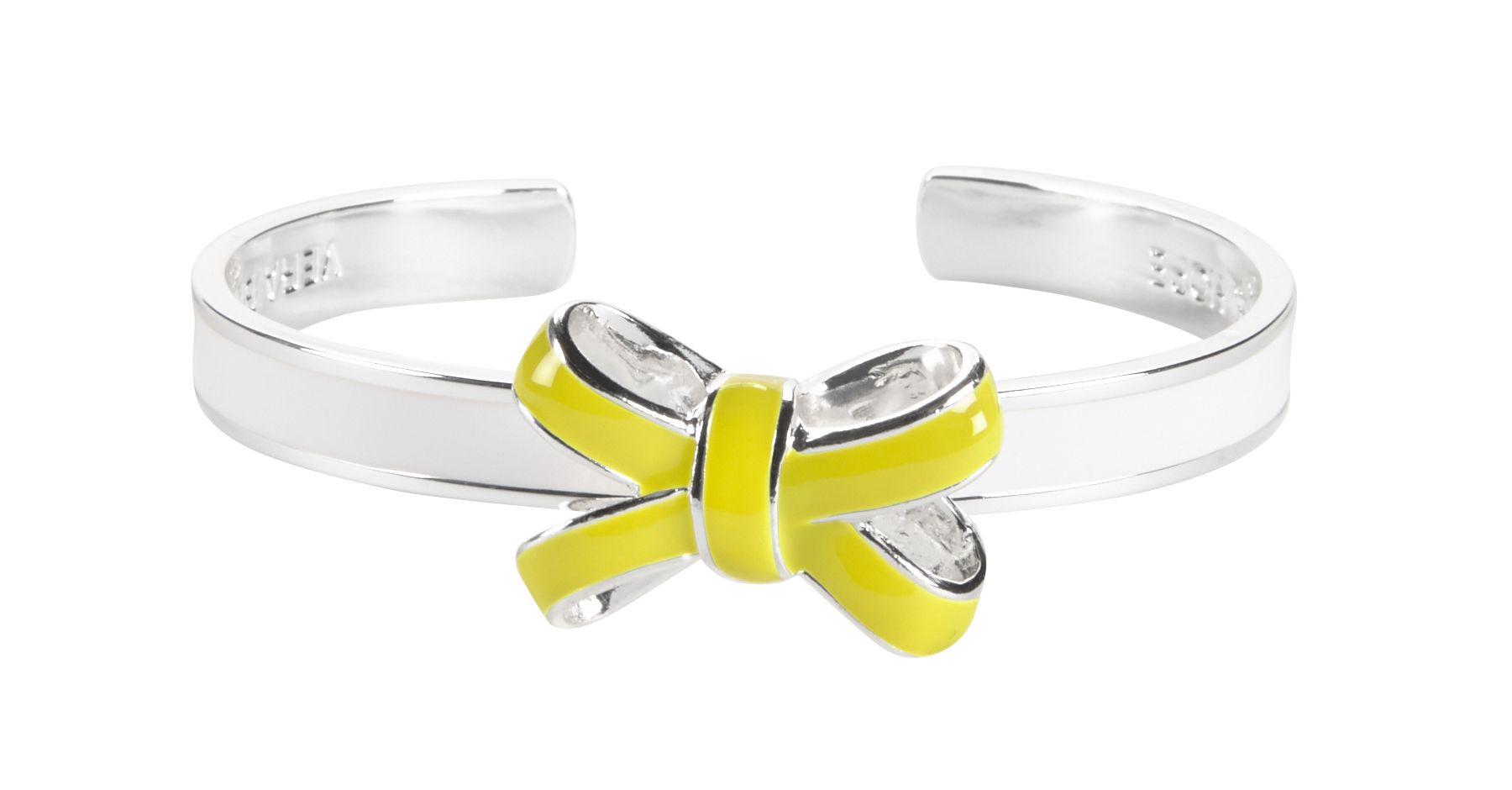 Vera Bradley Petite Bow Cuff Bracelet