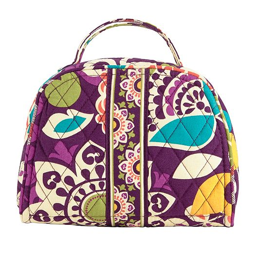 Travel Jewelry Organizer in Plum Crazy