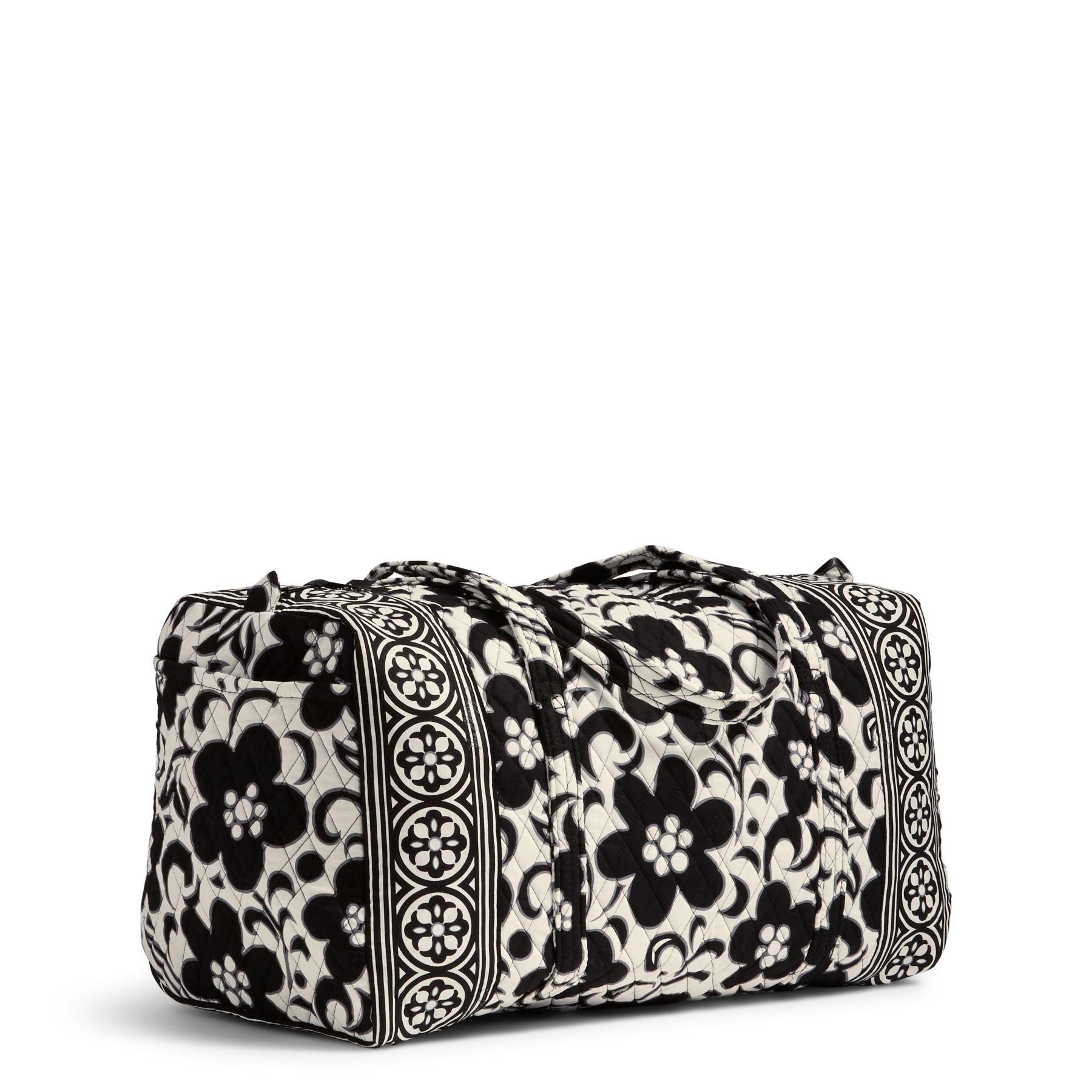 Gym Bag Vera Bradley: Vera Bradley Factory Exclusive Large Duffel Bag