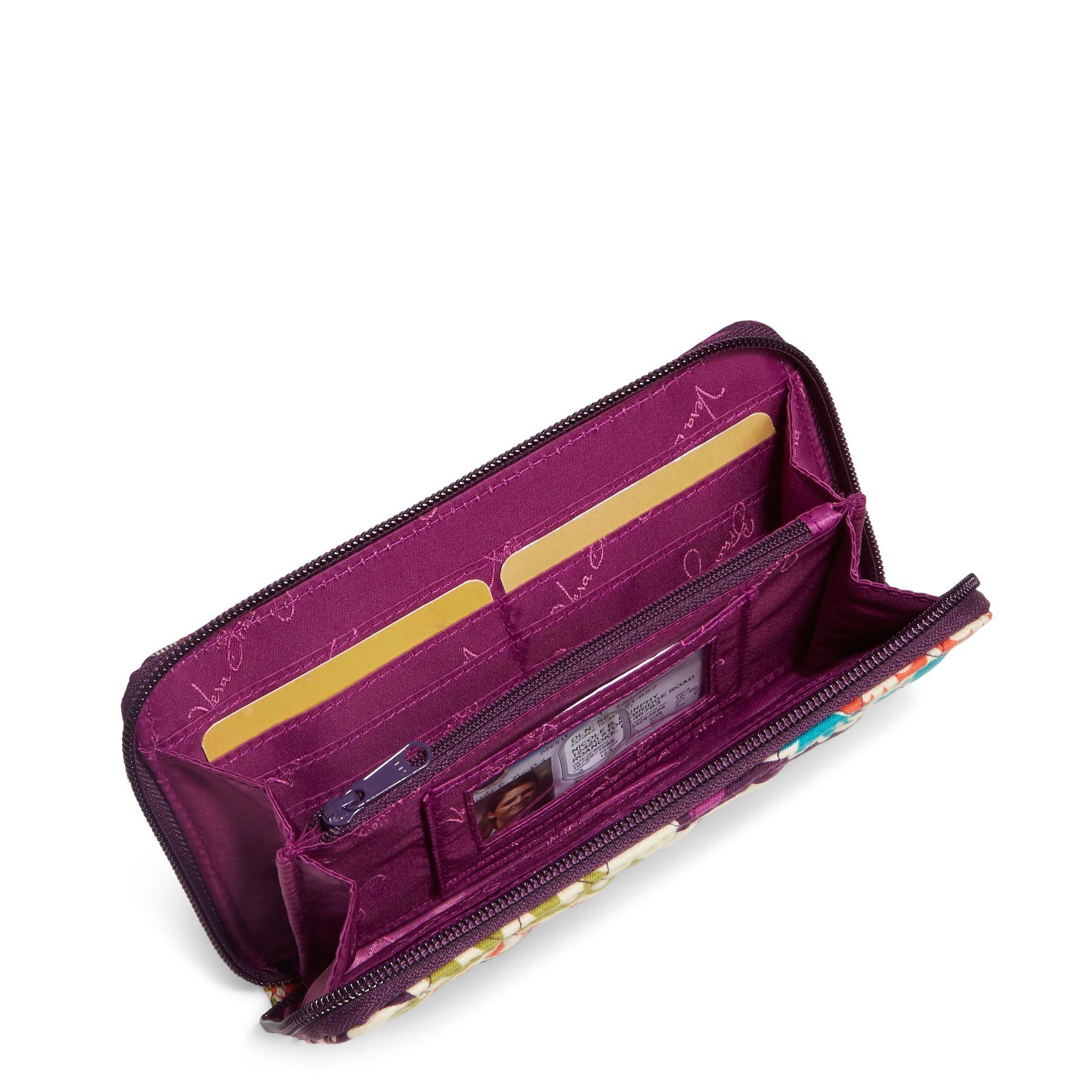 Vera-Bradley-Factory-Exclusive-Accordion-Wallet