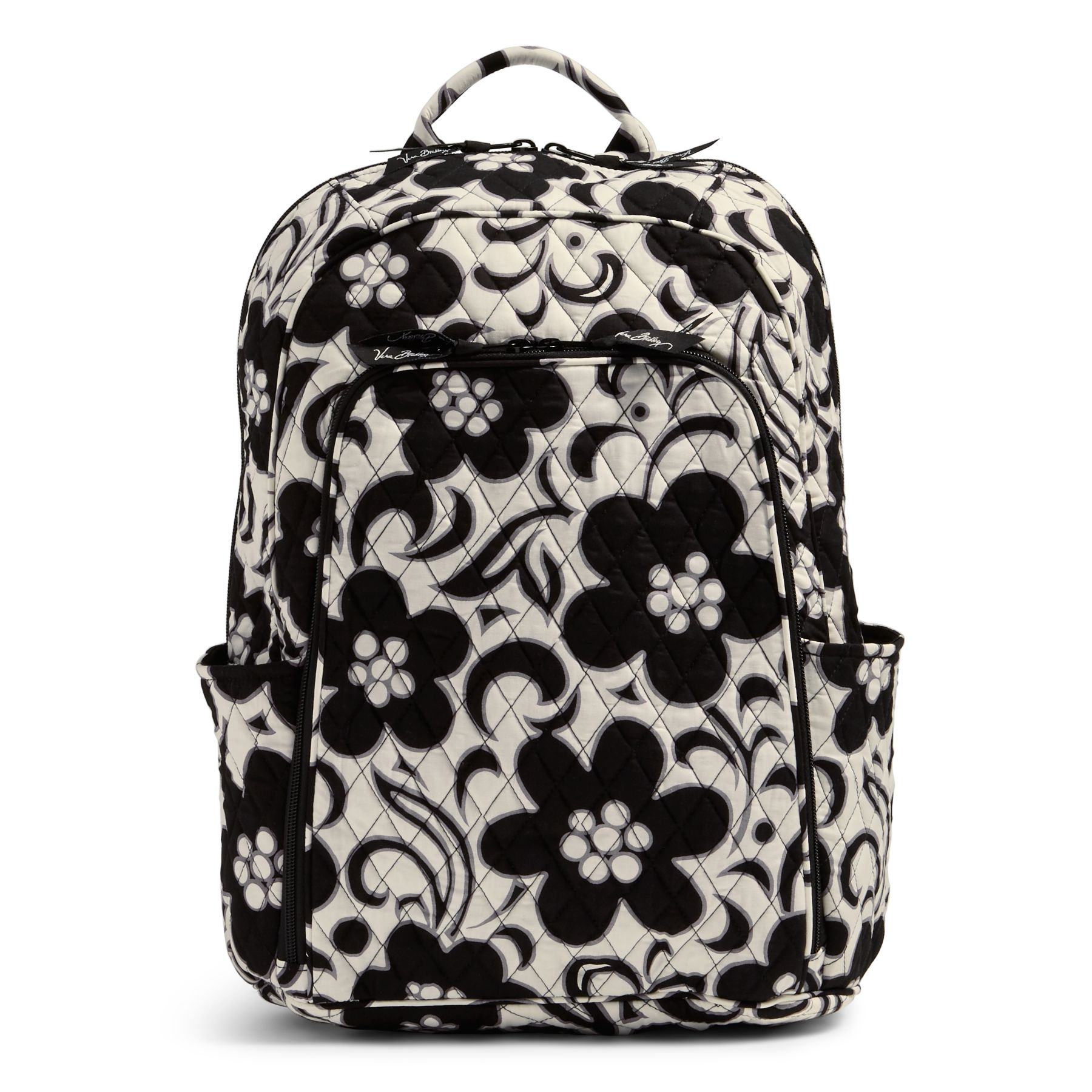 3d21c73f6c6f All Black Vera Bradley Backpack- Fenix Toulouse Handball