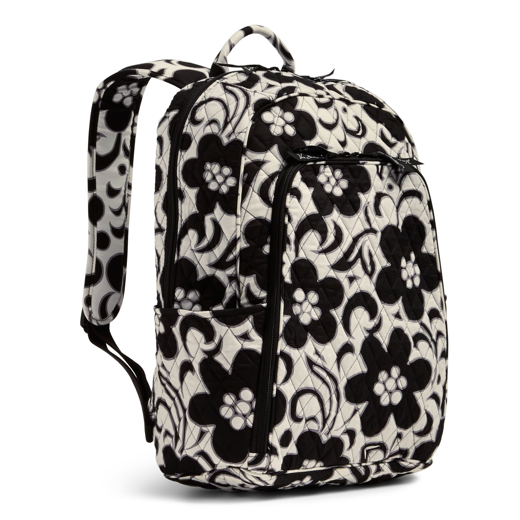 bbbdf50201fe Vera Bradley Backpack Purse Black- Fenix Toulouse Handball