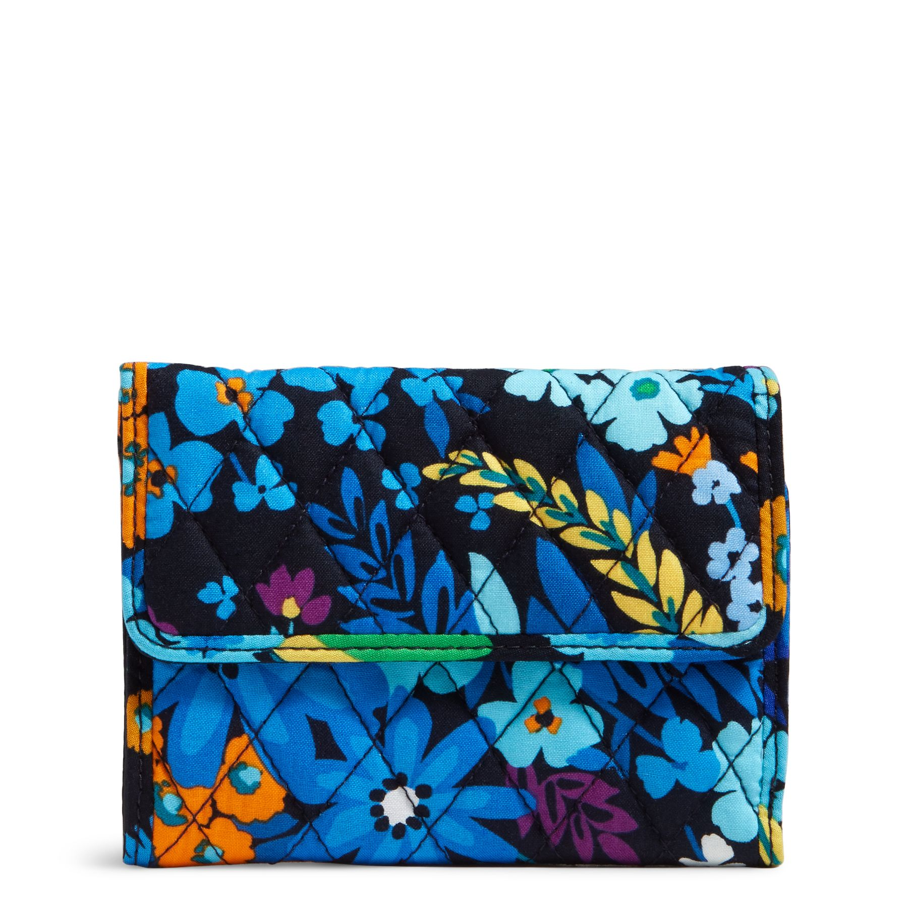 Vera Bradley Factory Exclusive Euro Wallet (Multiple Colors)