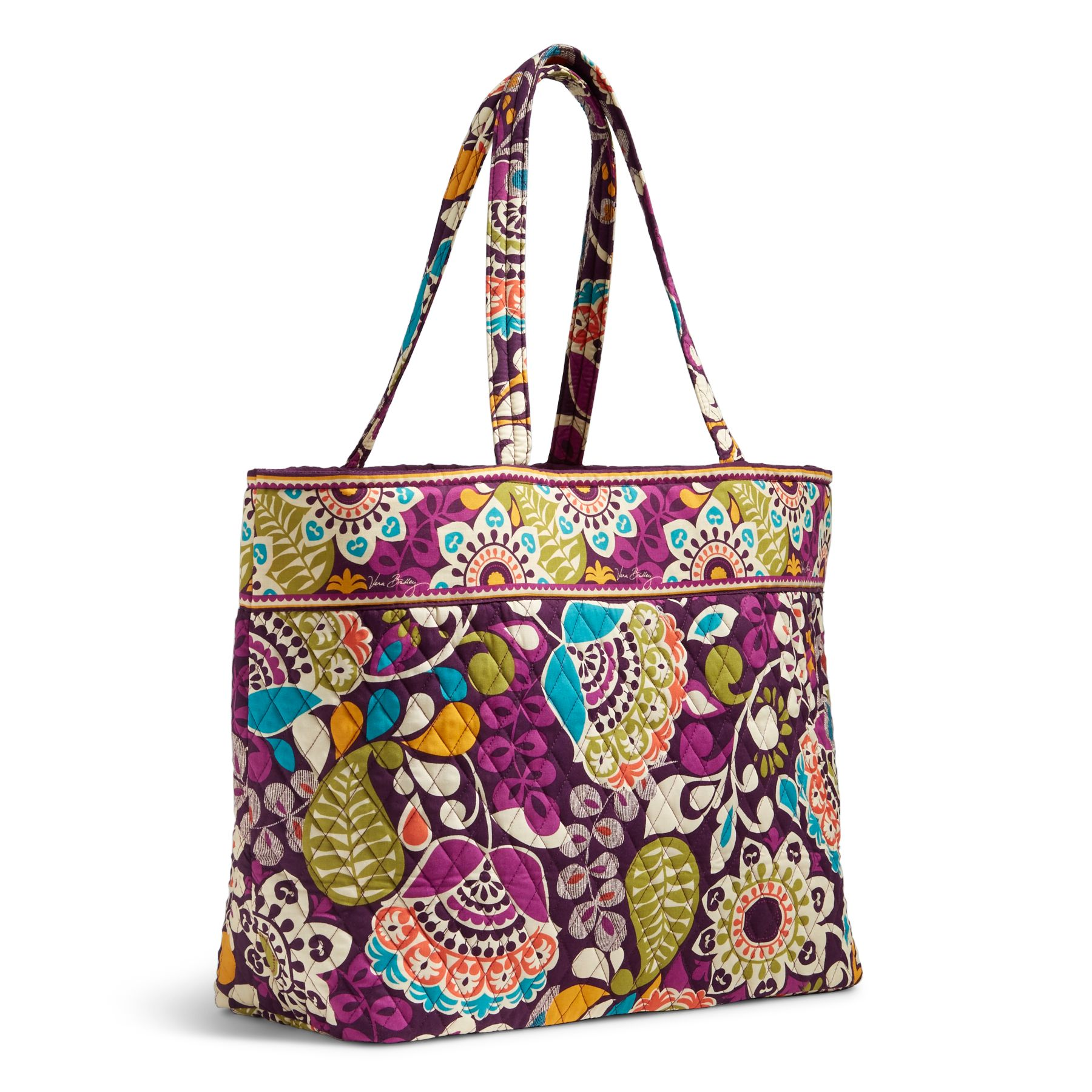 Be unique with your Vera Bradley bags & luggage! QVC is the place to find an array of Vera Bradley patterned backpacks, diaper bags, wristlets & more. Sale Prices Tech Cases & Accessories Tech Gifts Wearable Technology Shop by Brand. Acer Quacker Factory Steel by Design Susan Graver Temp-tations Vera Bradley Men's. Browse Men's.
