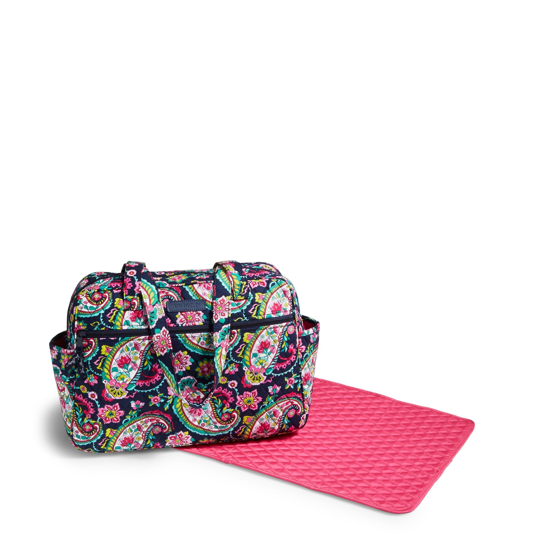 Vera Bradley Factory Exclusive Baby Bag Martlocal