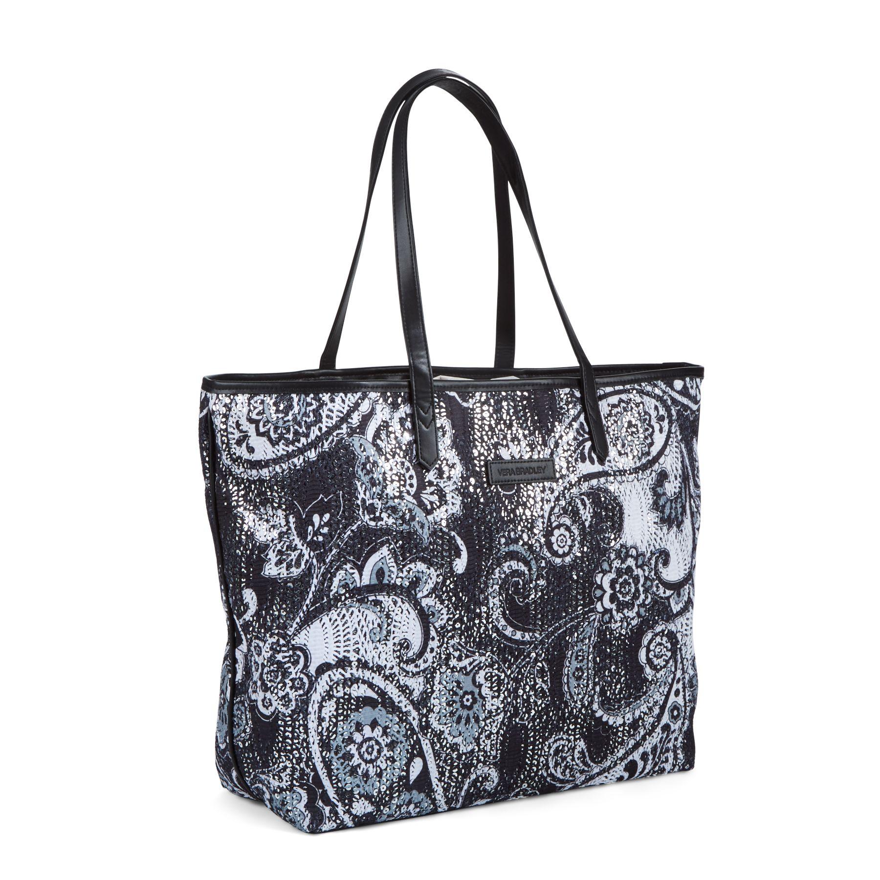 Vera Bradley Sparkle Tote Bag Martlocal