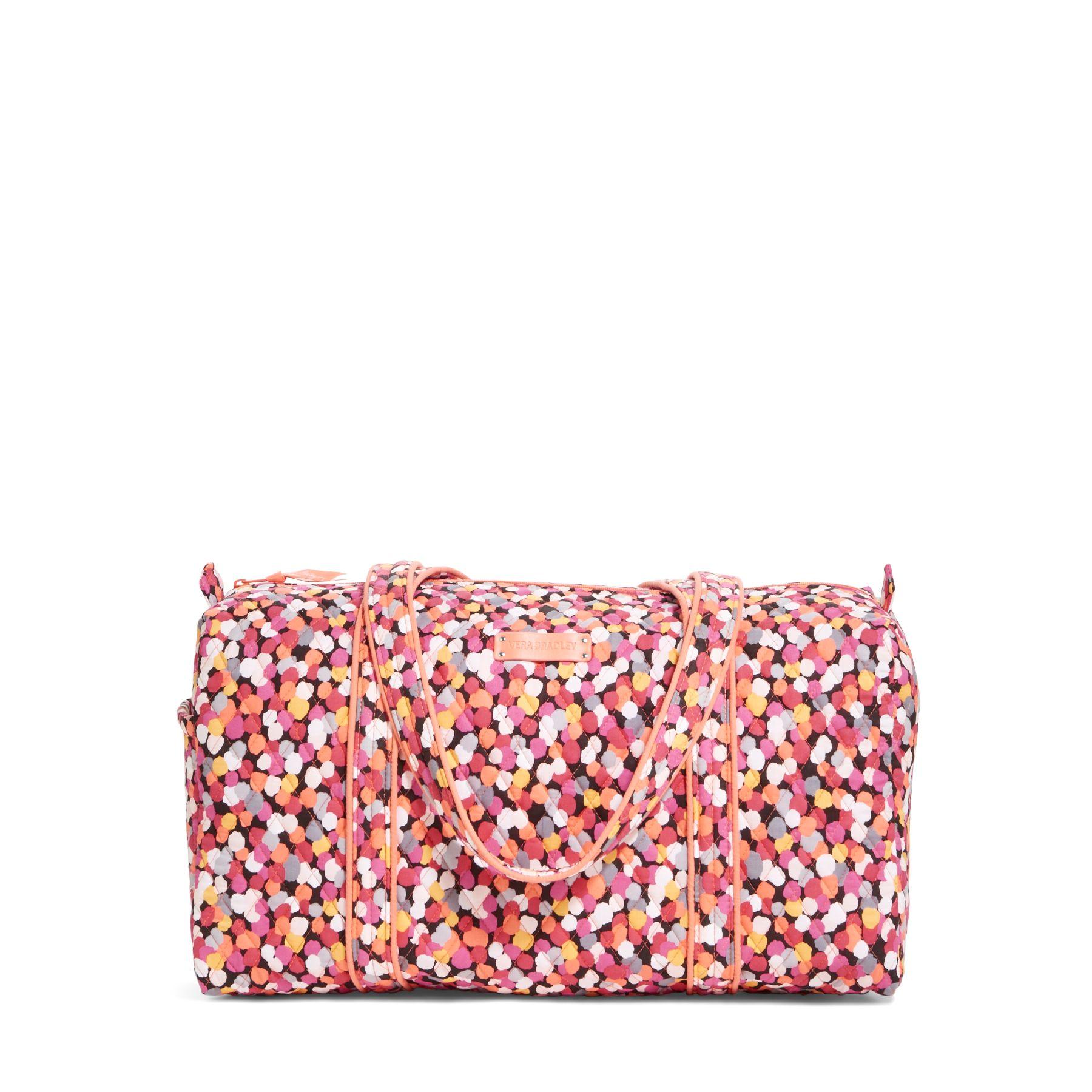 Gym Bag Vera Bradley: Vera Bradley Small Duffel Bag