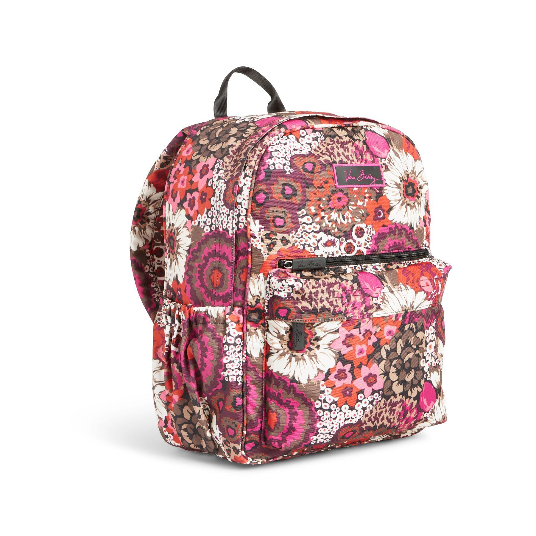 Vera Bradley Lighten Up Just Right Backpack | eBay