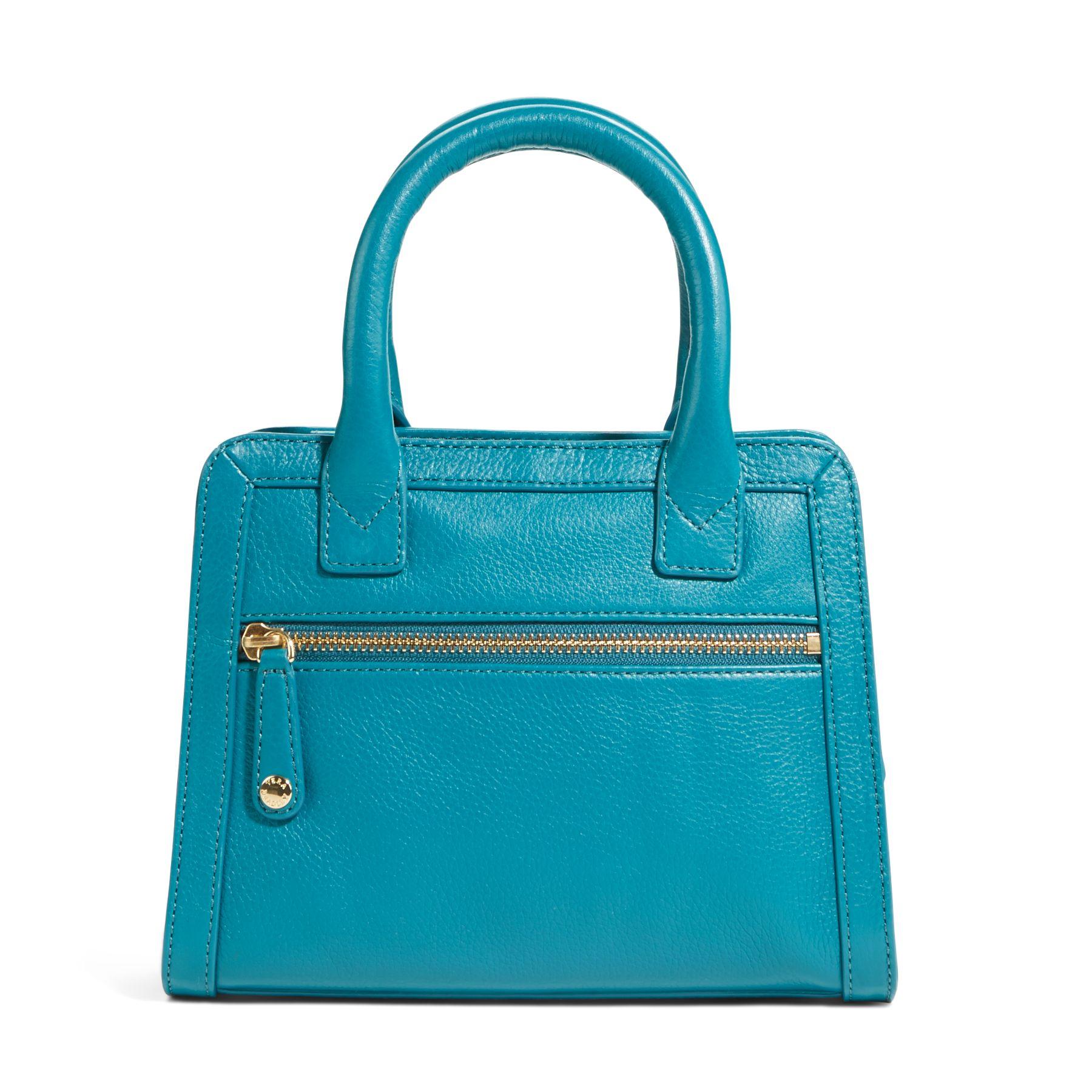 Vera Bradley Leather Natalie Crossbody Bag Ebay