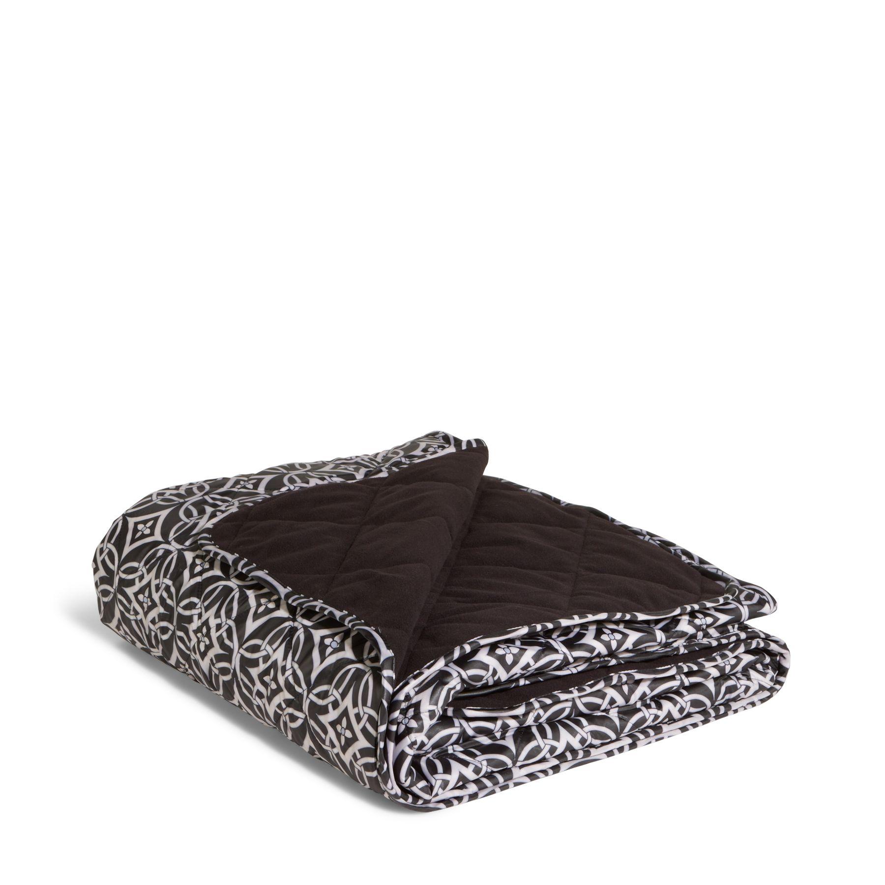 Vera Bradley Quilted Fleece Blanket Ebay