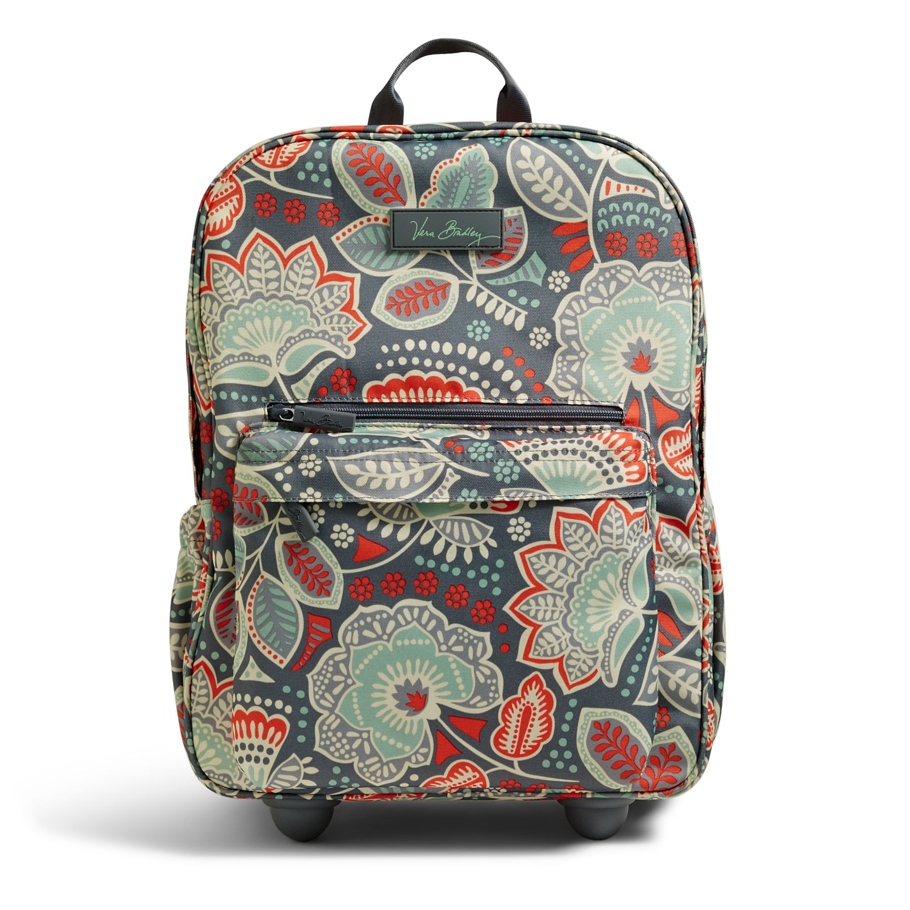 ... UPC 886003367353 product image for Vera Bradley Lighten Up Rolling  Backpack in Nomadic Floral   upcitemdb ... 7aa5318675