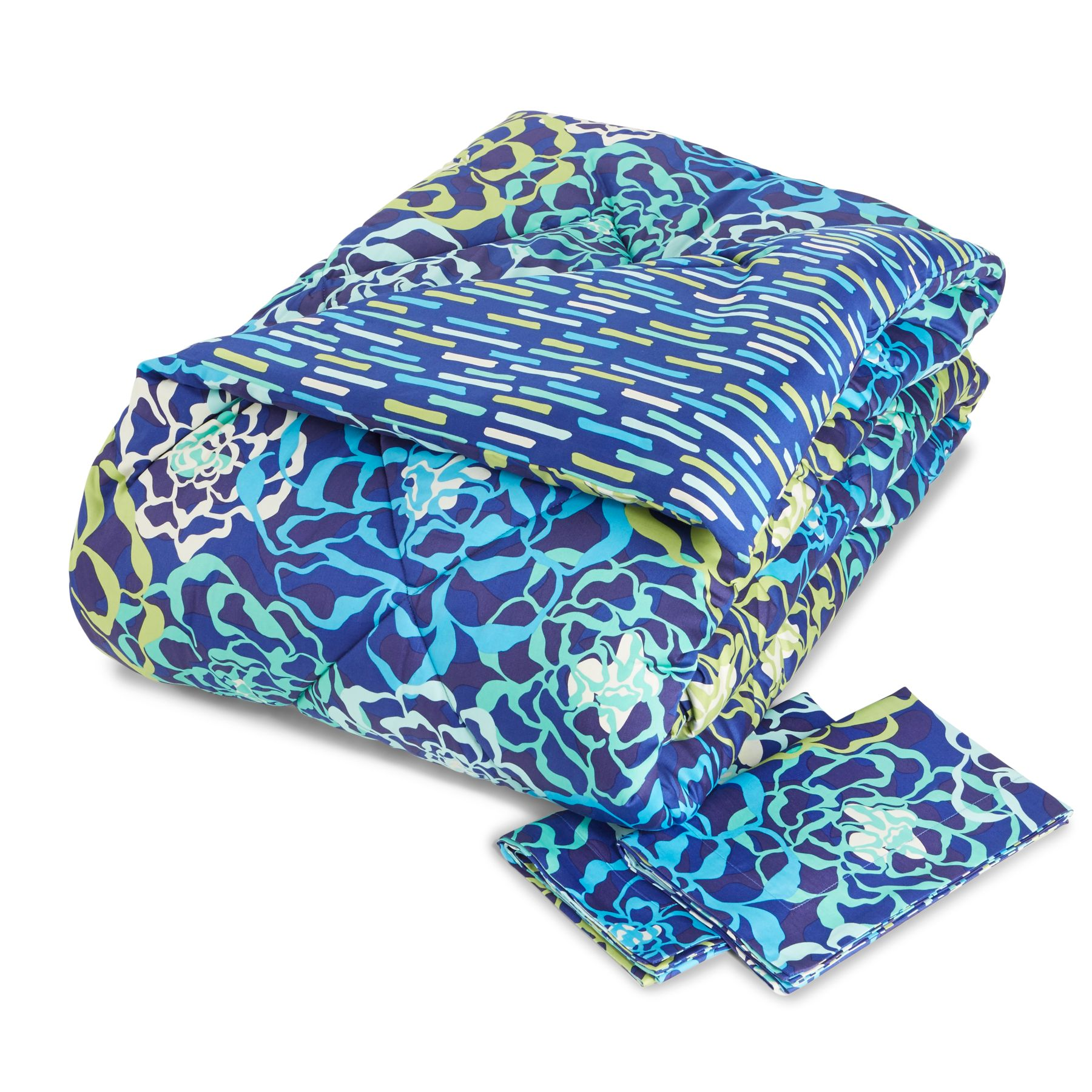 Vera Bradley Cozy Comforter Set Full Queen Ebay