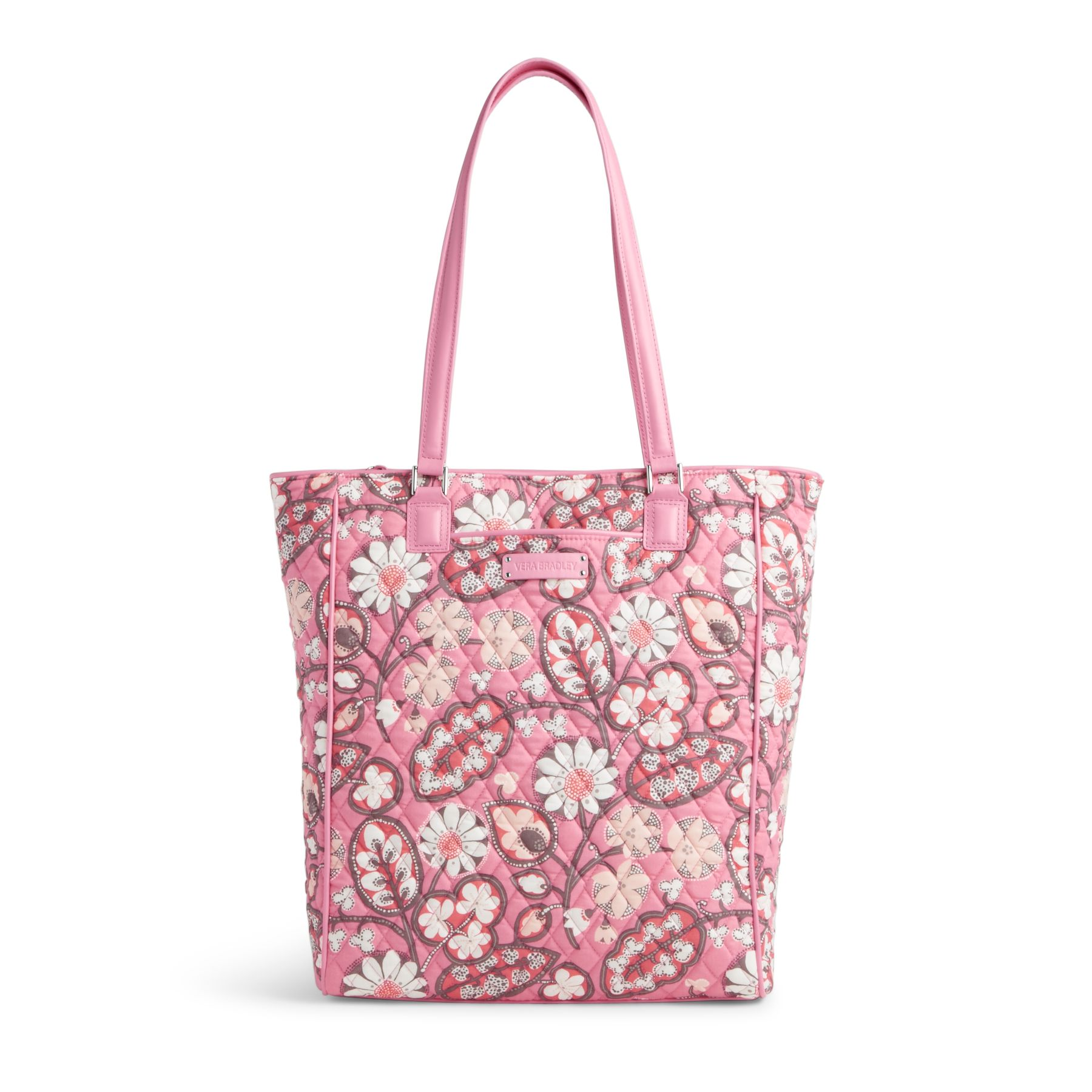 44ba0ea5f6 ... UPC 886003347454 product image for Vera Bradley Crosstown Tote in Blush  Pink with Pink