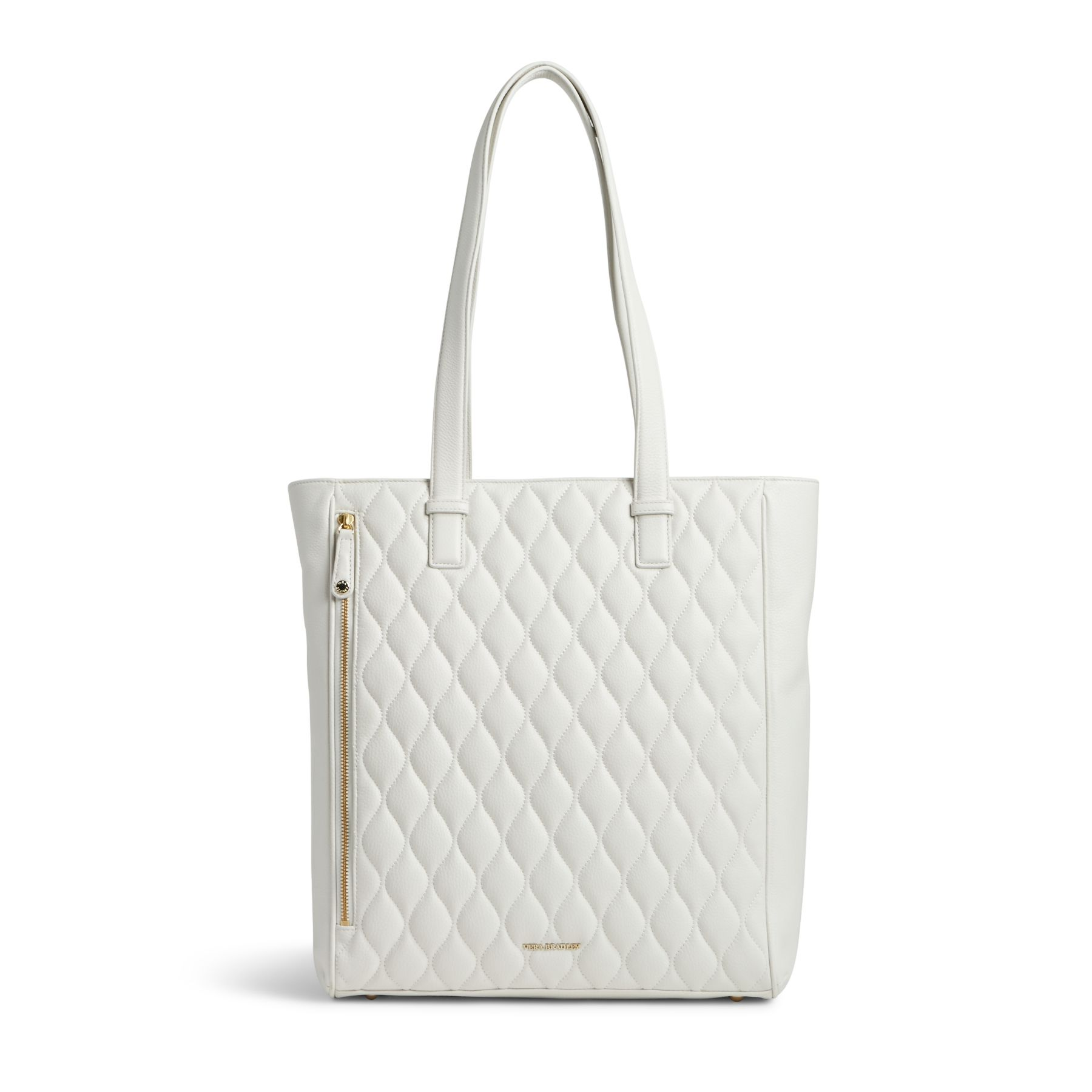 Vera Bradley Leather Quilted Leah Tote Bag Ebay