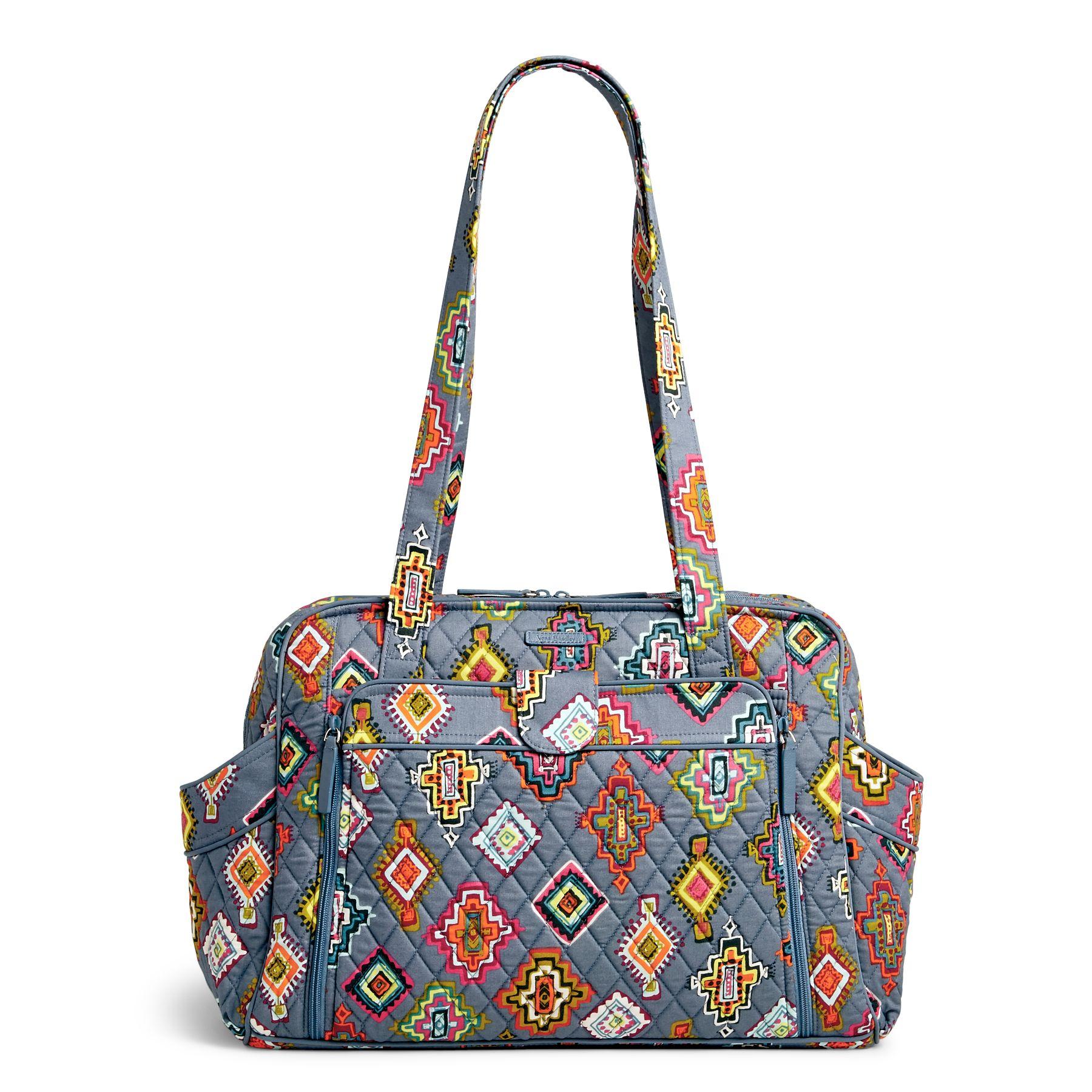 Vera Bradley Stroll Around Baby Bag in