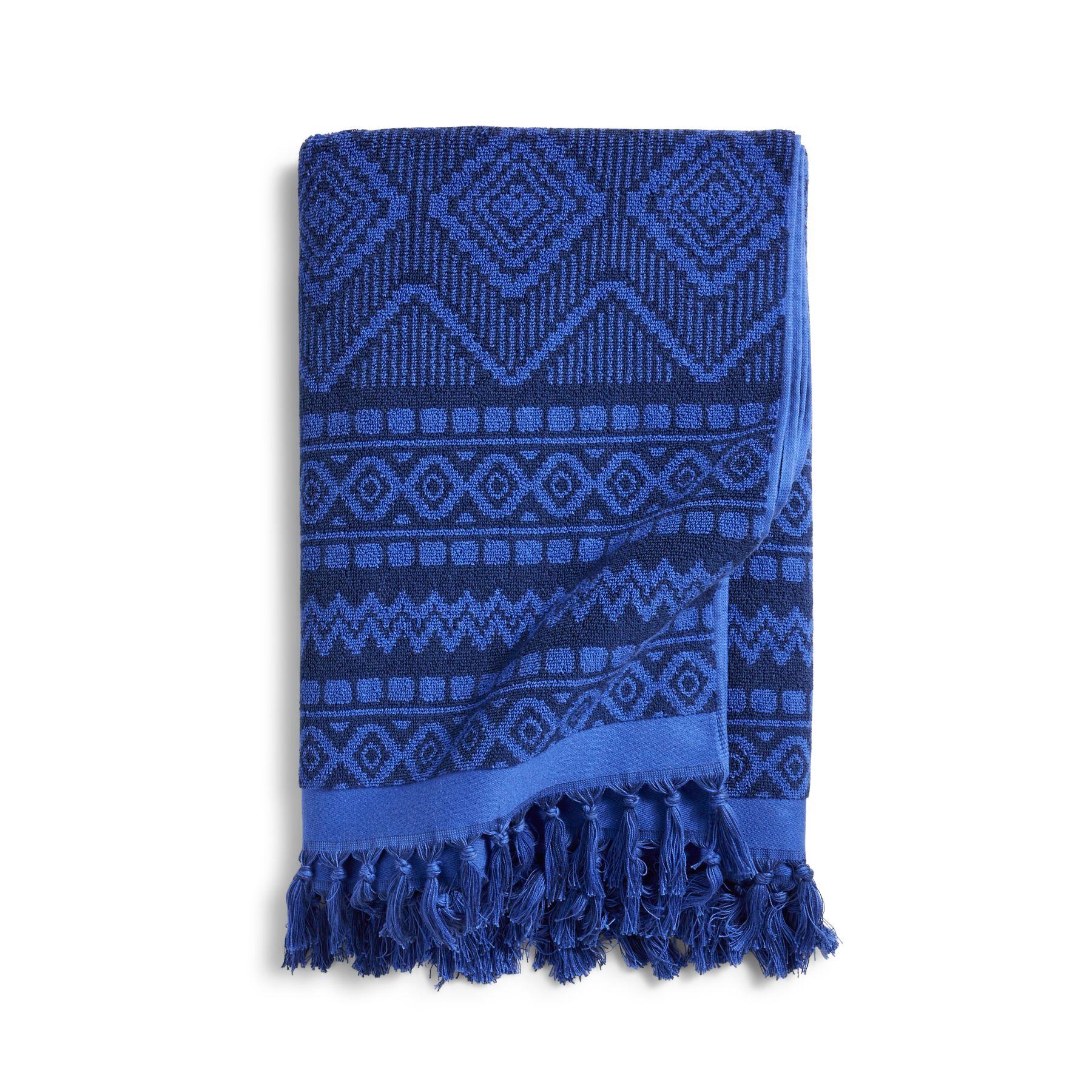 Vera Bradley Tassel Beach Towel Ebay