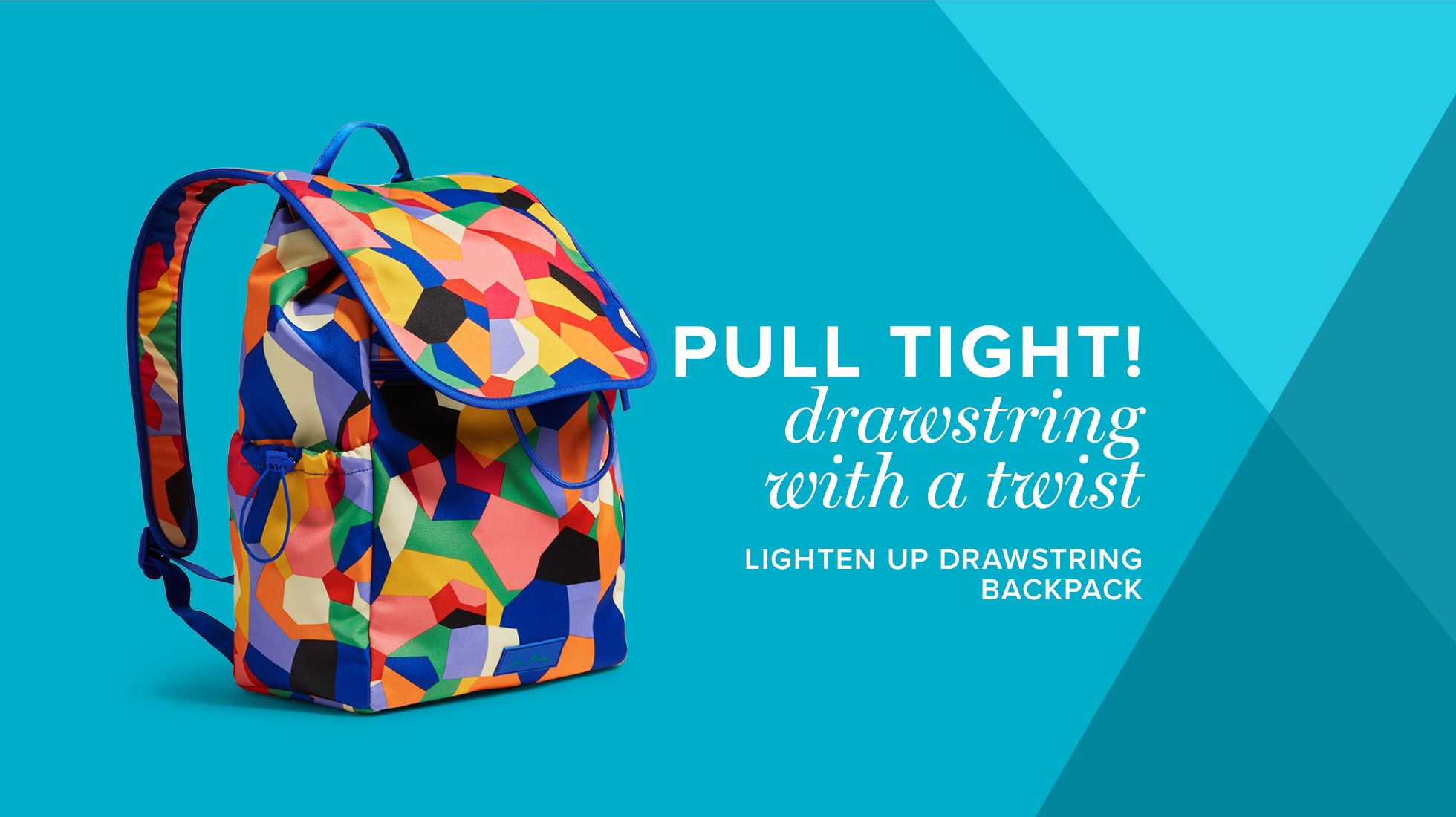 Lighten Up Drawstring Backpack