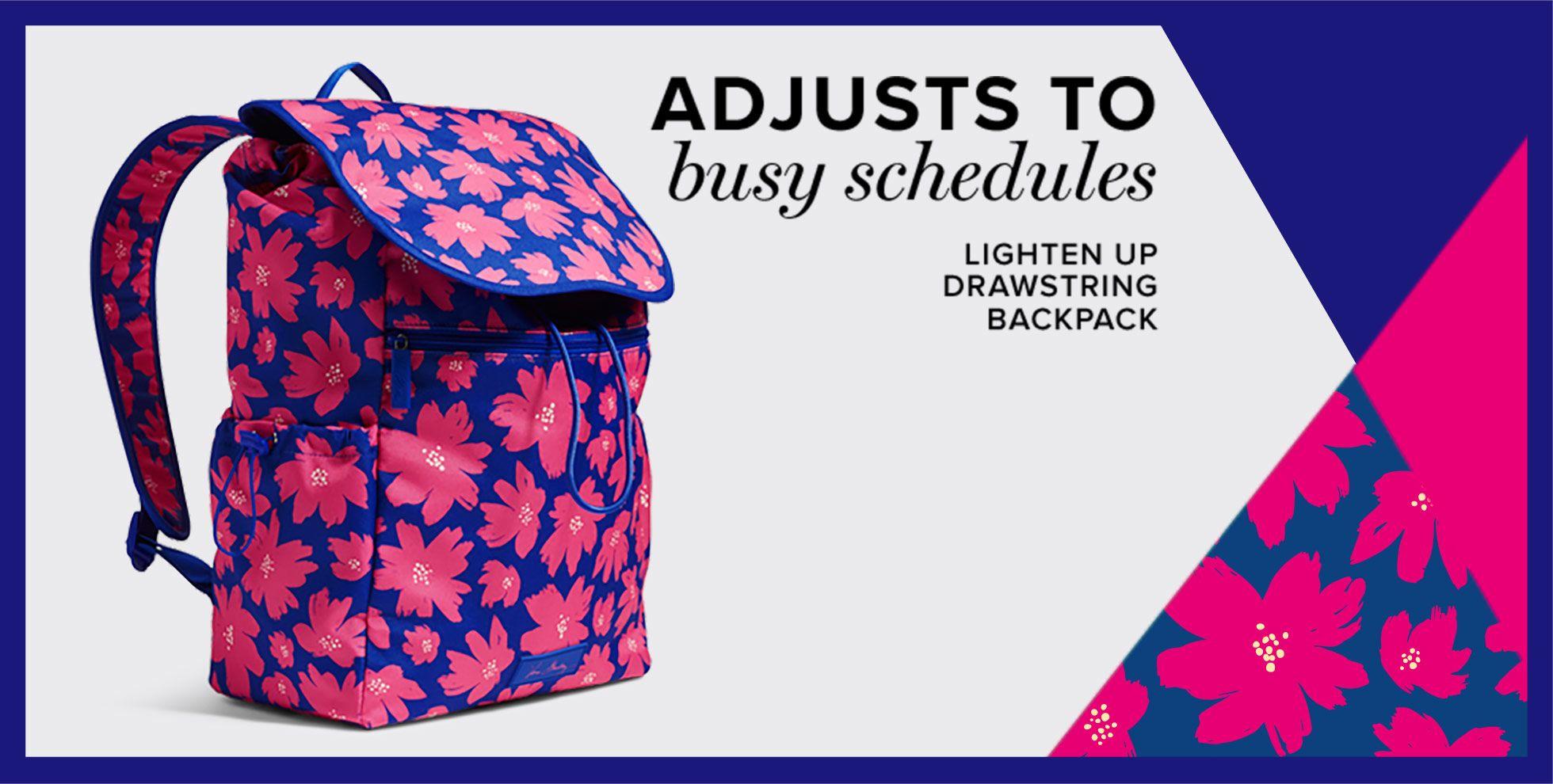 Lighten Up Drawstring Backpack