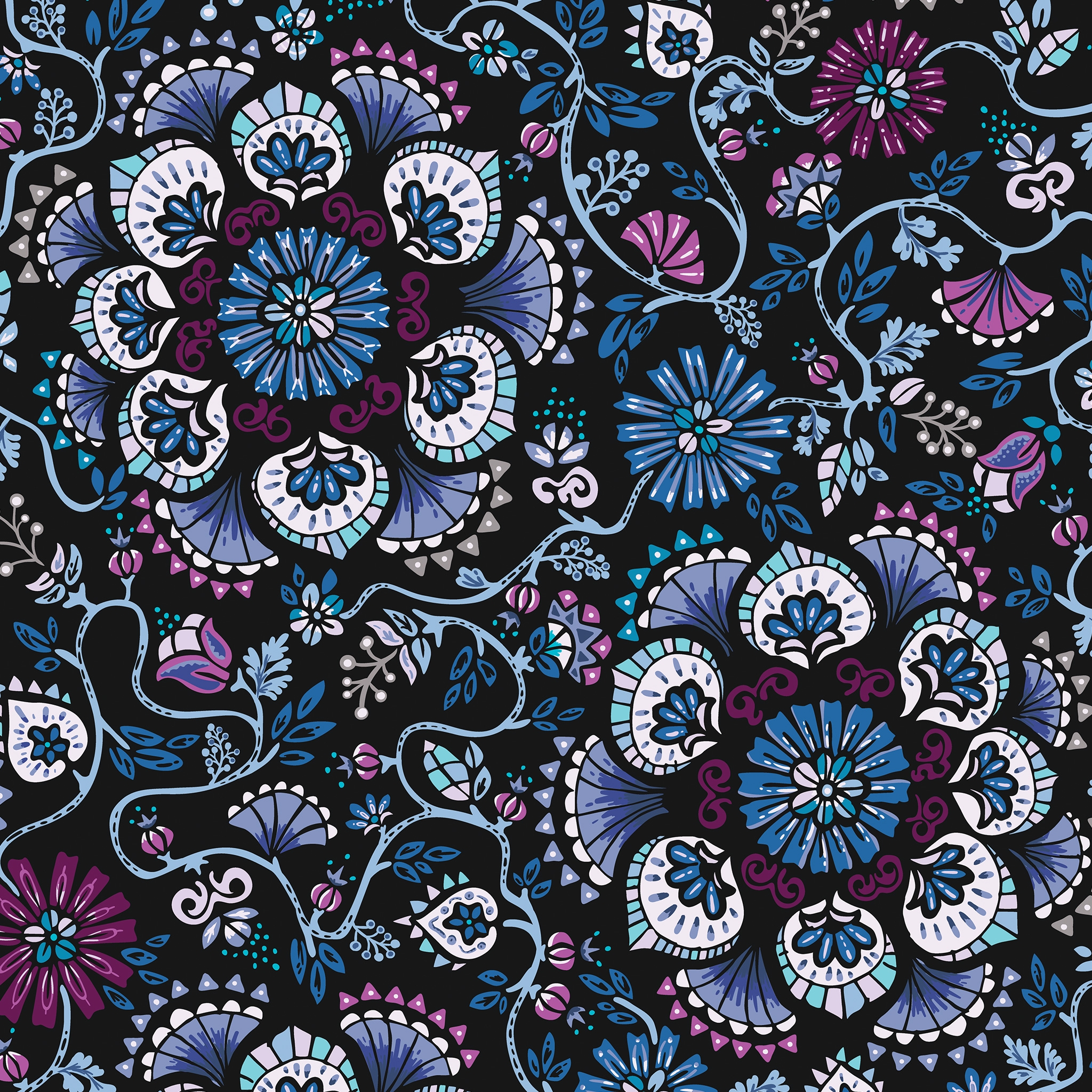 New Pattern Sneak Peek Bramble Winter 2018 Vera Bradley Blog
