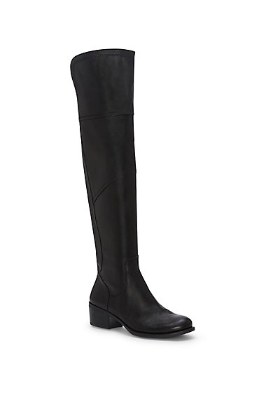 VINCE CAMUTO BERNADINE- PANEL OVER THE KNEE BOOT