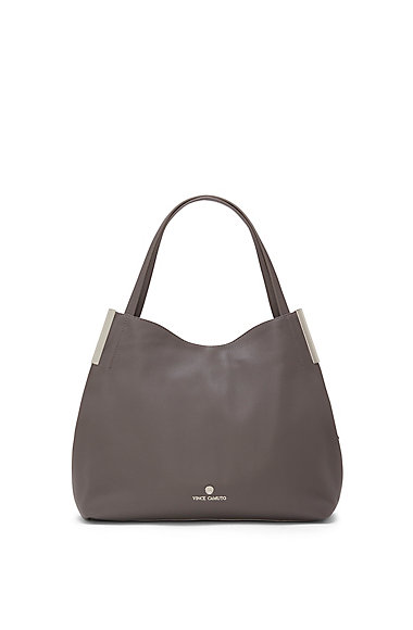 VINCE CAMUTO TINA- TRIPLE COMPARTMENT TOTE
