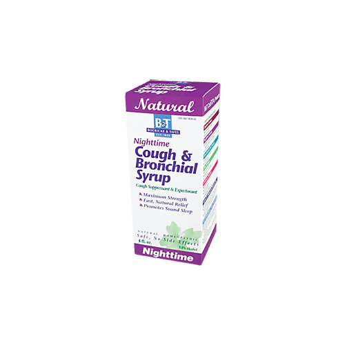 Nighttime Cough And Bronchial Syrup