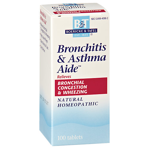 Bronchitis Asthma Aide