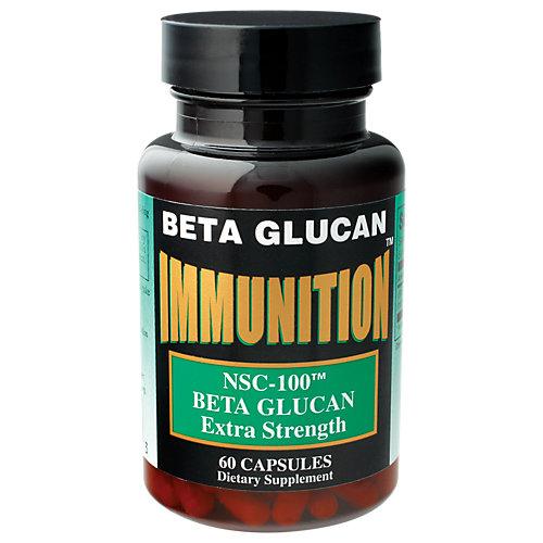 Beta Glucan Immunition