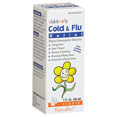 Children's Cold Flu
