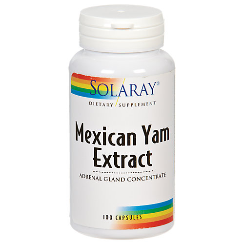 Mexican yam extract