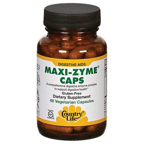 Maxizyme Caps